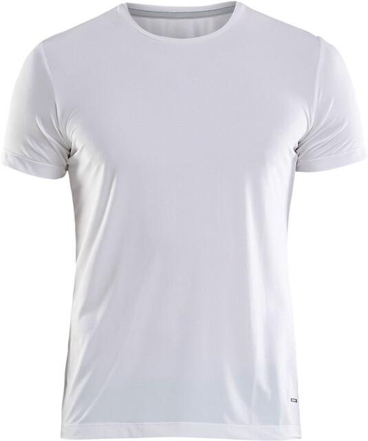 Craft M's Essential RN SS Shirt Vit